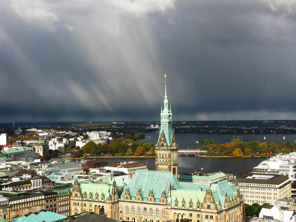 Hamburg, Germany for Autumn Travel, by birdwinks (blogger)
