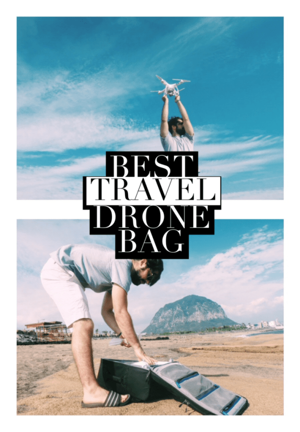 Best Travel Drone Bag