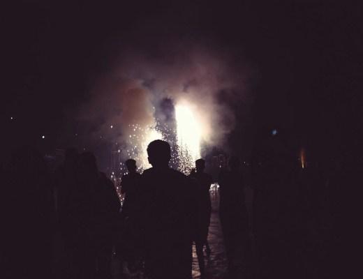 New Year's Eve Sri Lanka, Mirissa Beach Party
