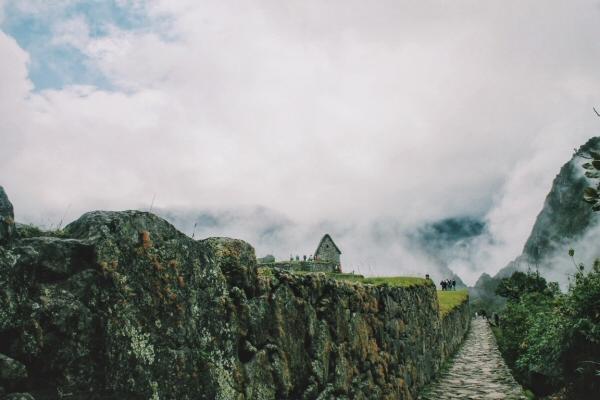 Machu Picchu Pictures: Watchman's Hut