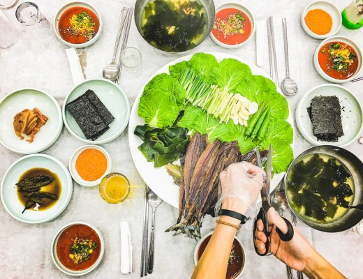 Gwameji : One of the Best Korean Food Dishes to Try in South Korea
