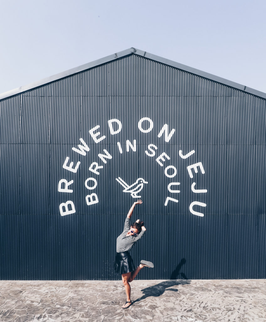 Magpie Brewing Company, Jeju Seoul Craft Beer