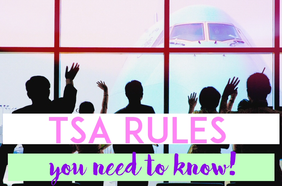 What can you take on a plane? Find out all the TSA carry-on restrictions and frequently asked questions about TSA rules to improve your air travel routine!