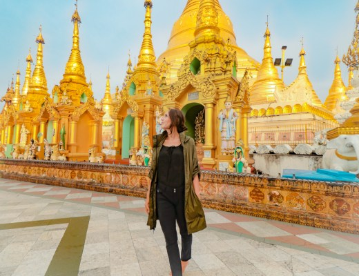 Best travel clothes for Myanmar