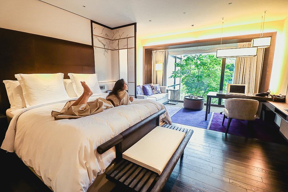 Four Seasons Kyoto Hotel is our favorite luxury hotel in Japan