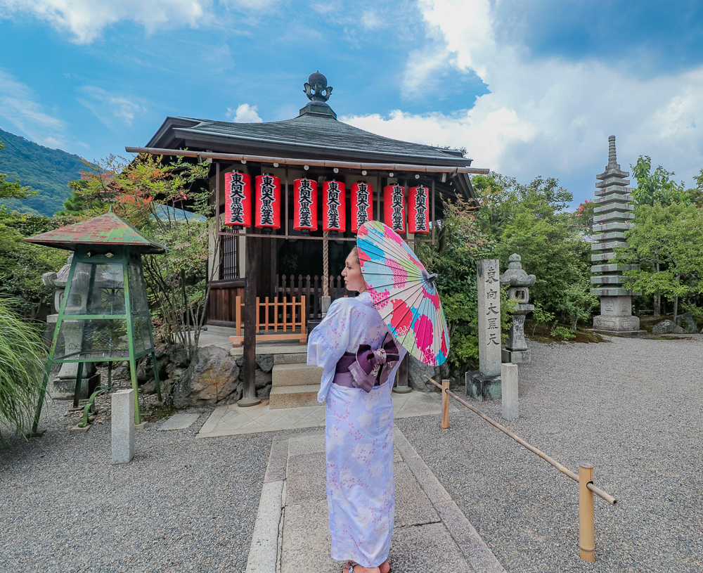 renting a kimono in Japan - the ultimate travel guide