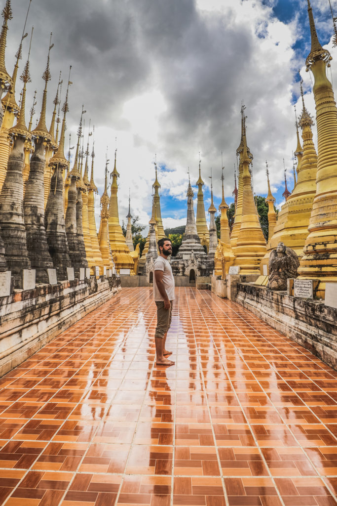 What to wear on a plane to fly to Inle Lake
