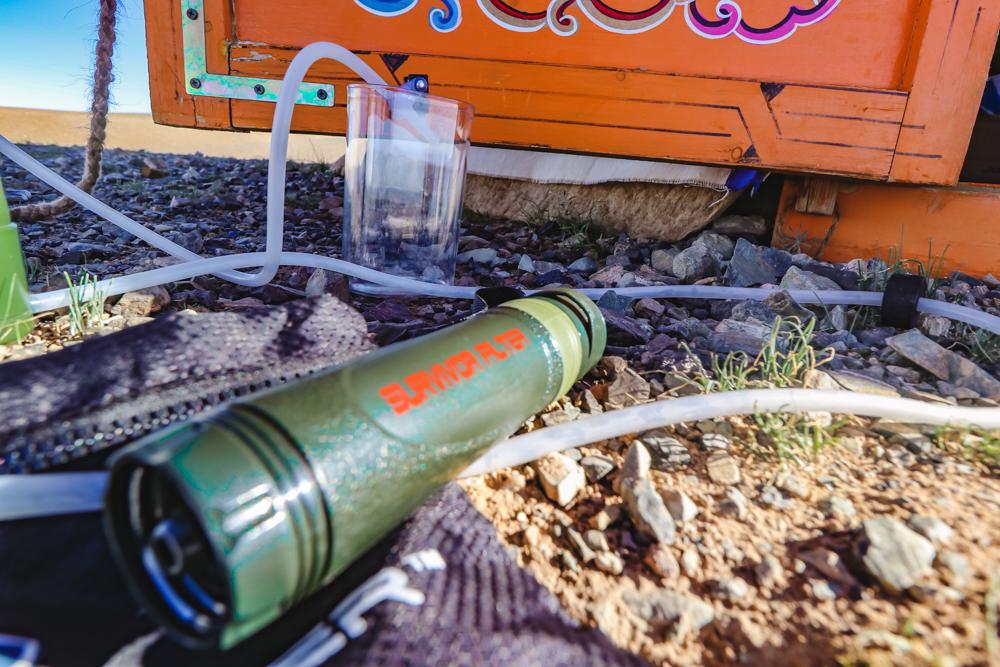 Survivor Filter Personal Water Filter