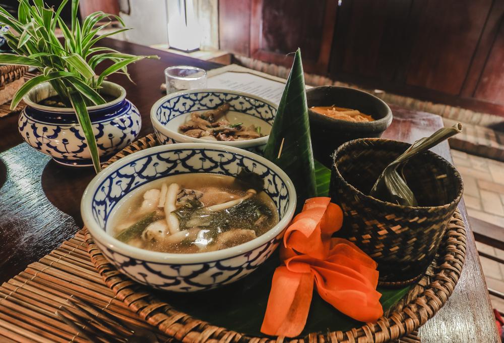 3 Nagas Restaurant operated by the Sofitel Luang Prabang Laos