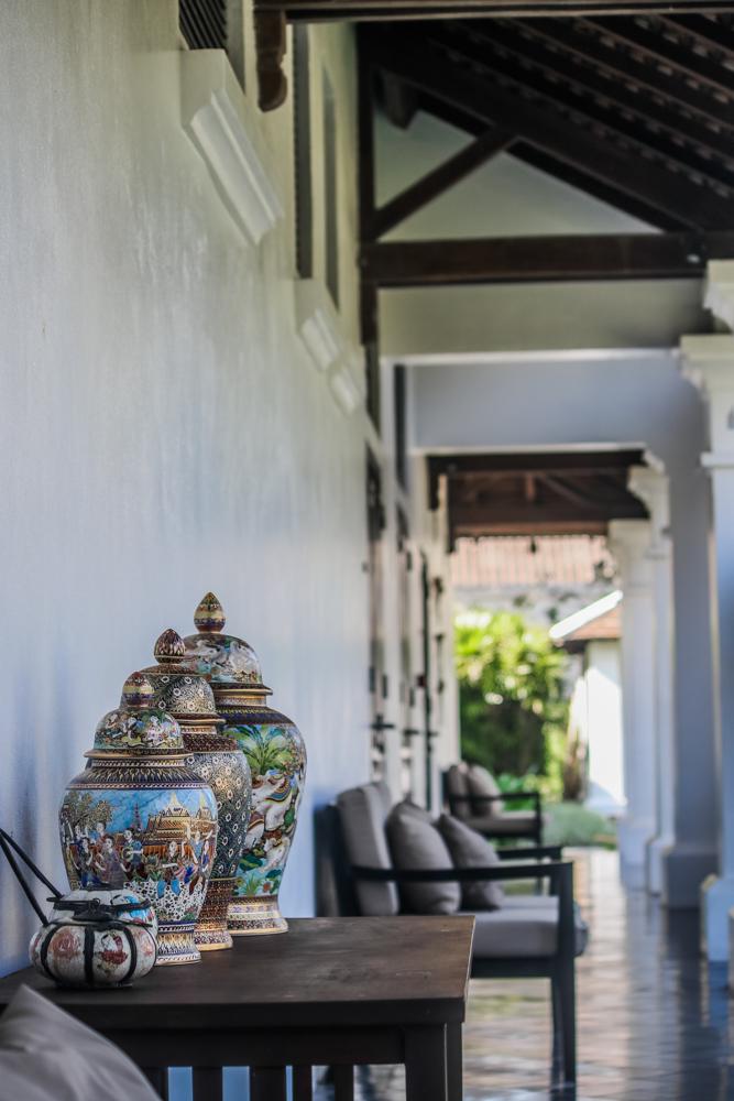 Colonial Mansion Sofitel Luang Prabang Laos Hotels