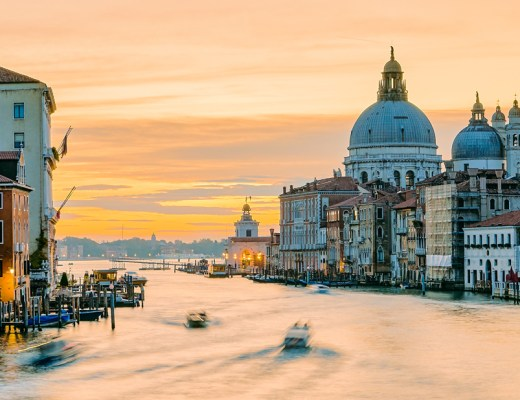 One of the best places to visit in Italy is Venice