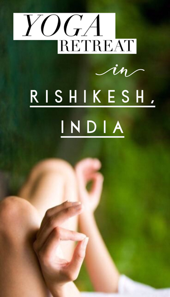 Travel guide for a yoga retreat in Rishikesh, India, where yoga lovers immerse themselves in Vedic traditions, natural beauty, & top yoga India experiences.