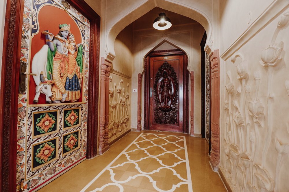 Living like royalty at Pearl Palace Heritage Hotel