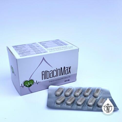 AlbacinMax tabletta 3