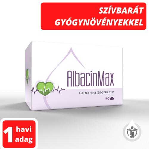 AlbacinMax tabletta 1