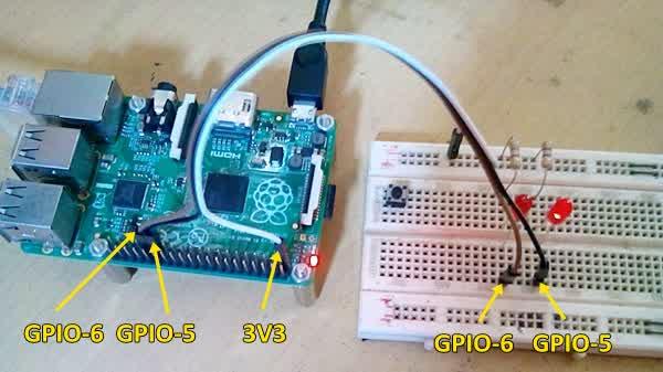 Bagaimana Cara Mengontrol Lampu LED Menggunakan Raspberry Pi dan REBOL