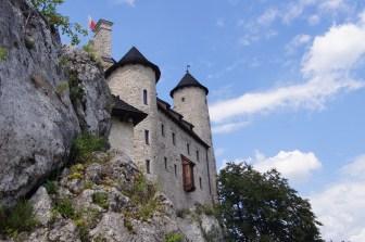 Bobolice, zamek z historią w tle