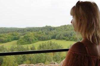 Mirów z perspektywy Bobolic