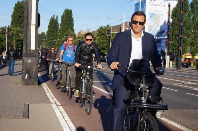 Amsterdam, miasto rowerów i kanałów