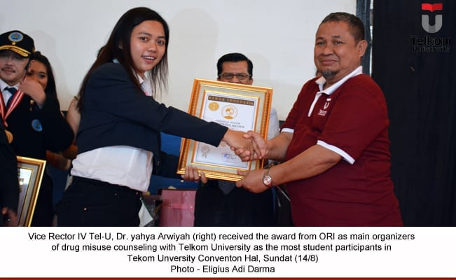 Third Anniversary Gift, Tel-U Received ORI Award