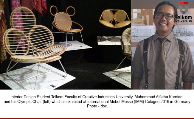 FIK Interior Design students Participated Exhibition in Cologne Germany