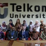 Three Telkom University Faculty Toward ASIC Accreditation