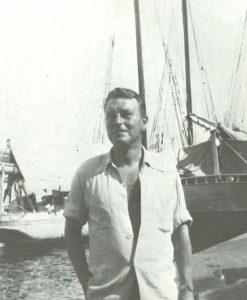 Malcolm Lowry auf Curaçao