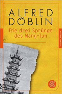 """Die """"Drei Sprünge des Wang-lun"""" von Alfred Döblin, Fischer Taschenbuch"""