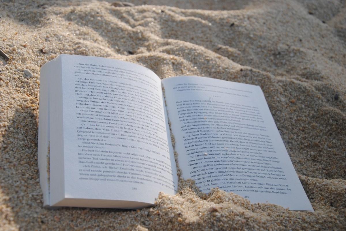 Lesen und lesen lassen – Sommer 2018