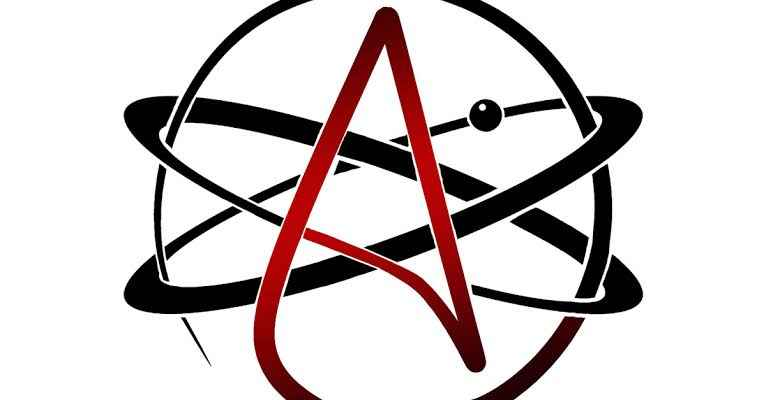 Tell an atheist.
