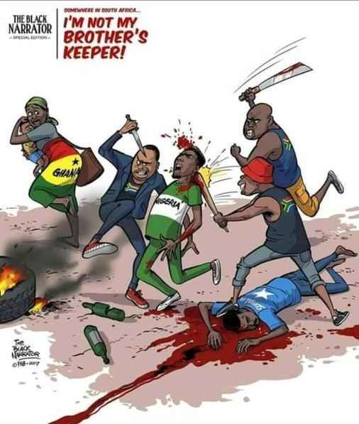 NIGERIA: A TOOTHLESS DOG