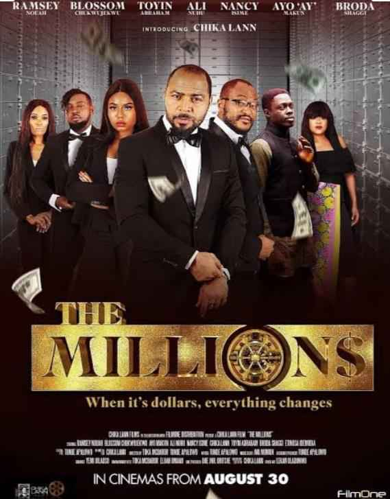 THE MILLIONS: MOVIE REVIEW