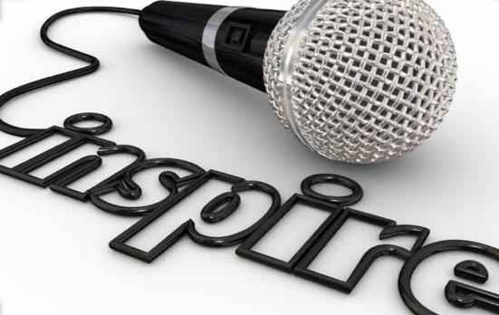 MOTIVATIONAL SPEAKERS: ALL ABOUT THE ASPIRE TO PERSPIRE