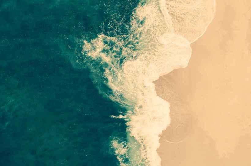 Be the beach
