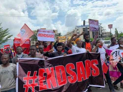 ENDING SARS IN TODAY'S NIGERIA, A DILEMMA? WHAT HAS BEEN WON? WHAT IS AT RISK?
