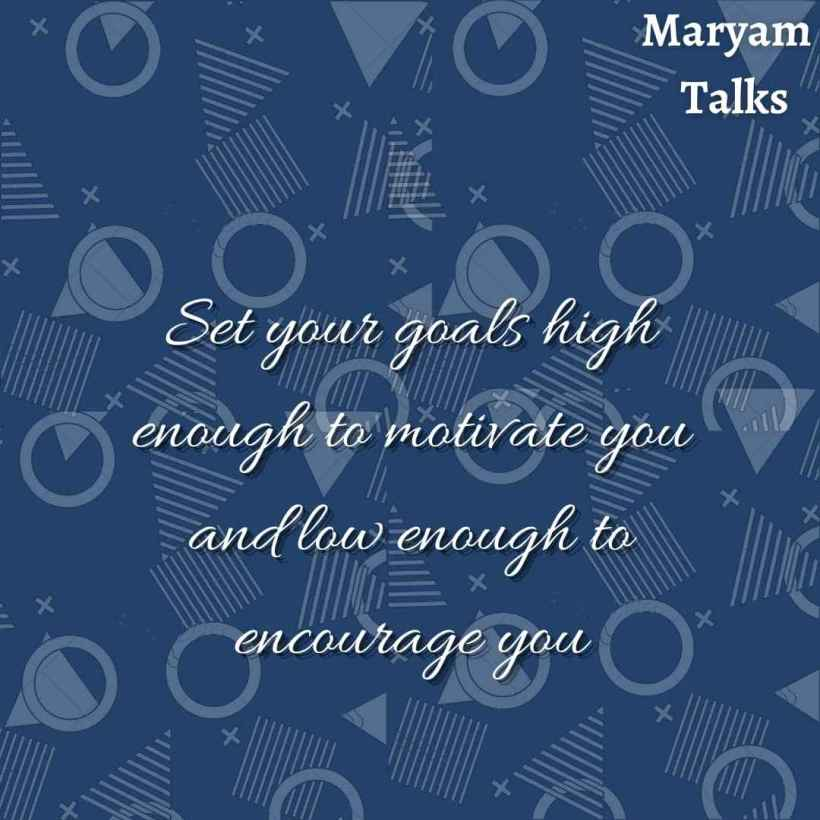 HOW TO SET YOUR GOALS AND ACHIEVE THEM SUCCESSFULLY
