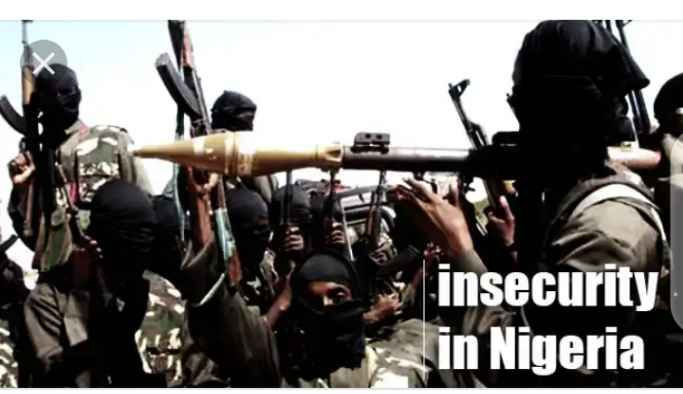 INSECURITY IN NIGERIA: THE WAY FORWARD
