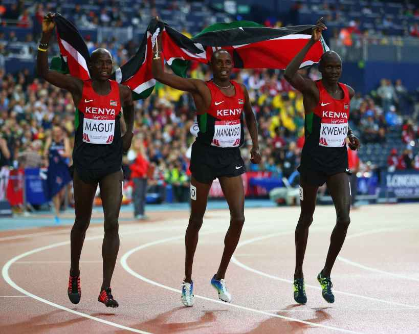 What science gets wrong about the secret behind Kenyan runners, the best in the world