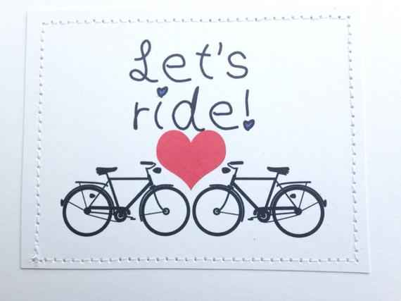 We ride on our love