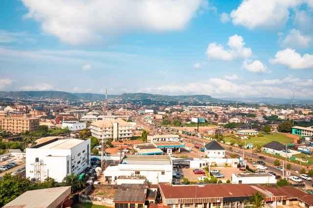 NIGERIA IS A WORK IN PROGRESS