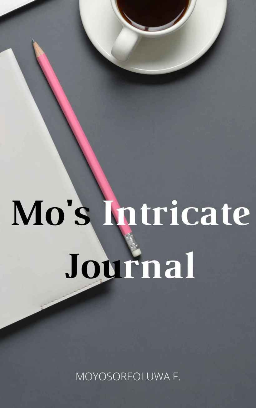 Mo's Journal: Shapes and Sizes