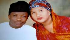 Musa and Wife Photo