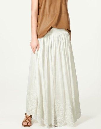 Long-Embroidered-Skirt-£49.99-Zara