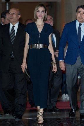 Queen-Letizia-wearing-Hugo-Boss