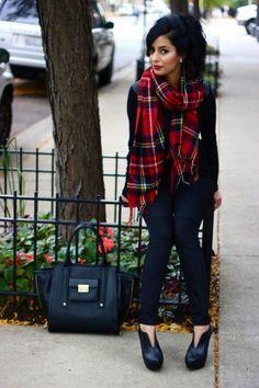 ce08e30437e9f8312e06d6ae27cae9e5--winter-professional-outfits-red-tartan-scarf