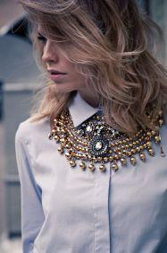 Подбираем яркие крупные украшения_ 50 интересных вариантов сочетания с одеждой _ Журнал Ярмарки Мастеров