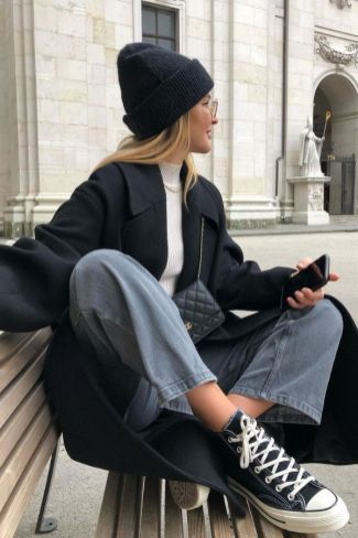15+ Exciting Street Style Outfits to Wear This Winter_