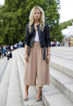 Trending at London Fashion Week_ Culottes