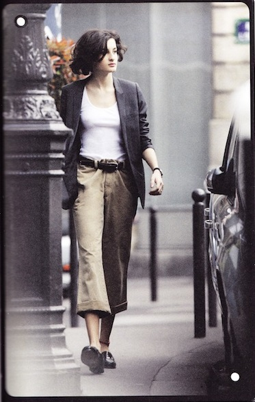 Parisian Chic, tanklinne