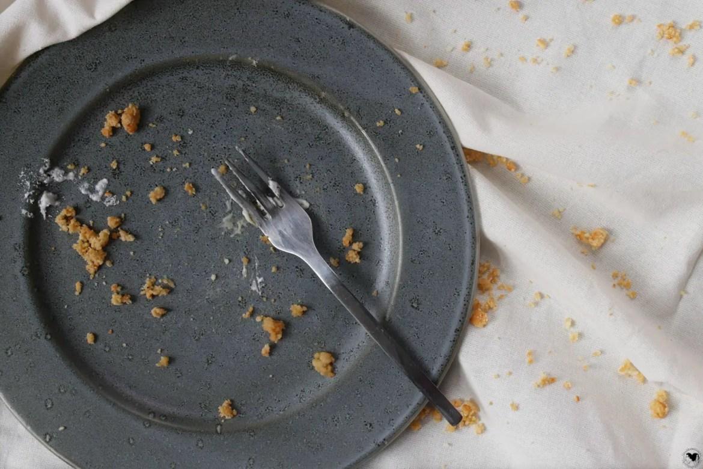 Zitronenkäsekuchen No Bake mit Keksboden
